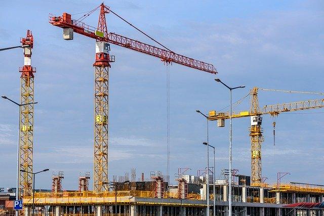 Maszyny budowlane niezbędne na budowie